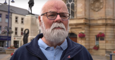 VIDEO: The Caring Caretaker – 'Walking from Coleraine to Cork'