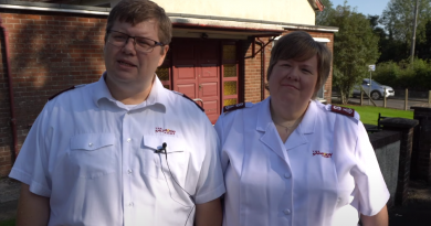 VIDEO – Salvation Army, Ballymoney