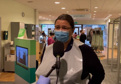 VIDEO – National Eye Health Week – Specsavers Coleraine