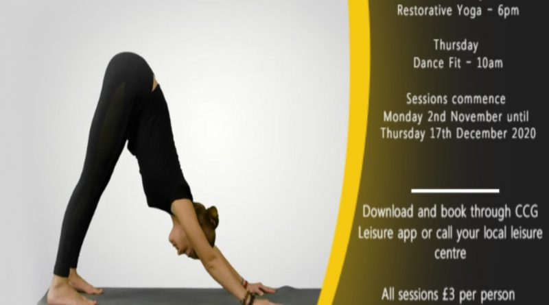 Fitness for all as new online exercise classes launch
