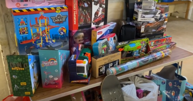 VIDEO – Great Christmas Giveaway NI