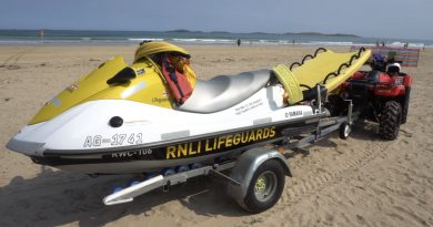 RNLI lifeguards in Northern Ireland rescue 3,701 people in a decade of patrolling beaches